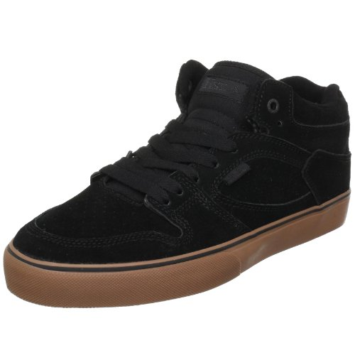 Emerica Men's Hsu Skate Shoe,Black/Black/Gum,8 M US