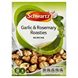 Schwartz Garlic & Rosemary Roasties 33g