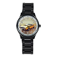 buy Dodge Challenger Car Mra034 New Fashion Men'S Wrist Watches Stainless Steel