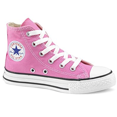 high top converse kids