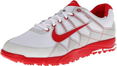 Nike Golf Mens Nike Air Range WP II Golf Shoe by Nike Golf