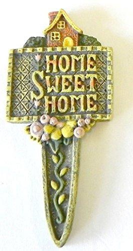 Ceramic Garden Stakes Choice of 4 Garden Patio Peace Home New