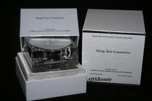Deep Dead Sea Cosmetics DSC Adore Complicated Skin Resolution Mask – ADSBeauty