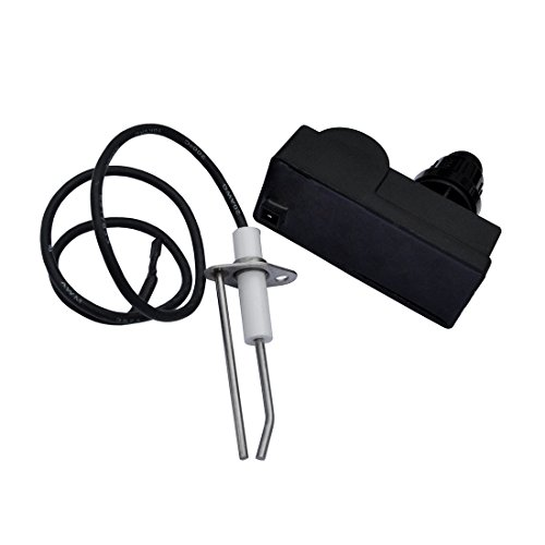 Stanbroil Push Button Ignition Kit for Fire Pit Gas Flame Control Systems, AAA battery (Gas Ignition Kit compare prices)
