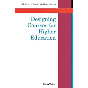 Designing Courses For Higher Education, Susan Toohey, 1999