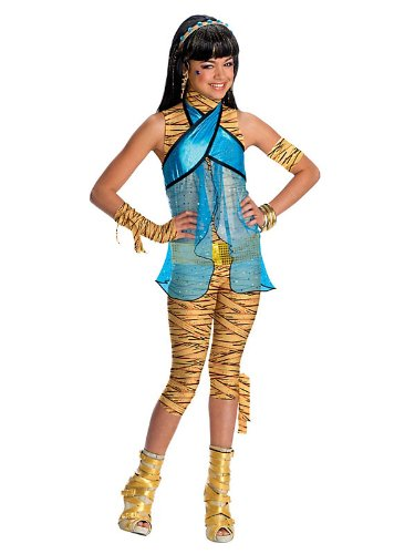 Cleo DeNile Monster High Costume for Girls