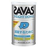 ザバス(SAVAS) ウェイトダウン ヨーグルト風味 360g