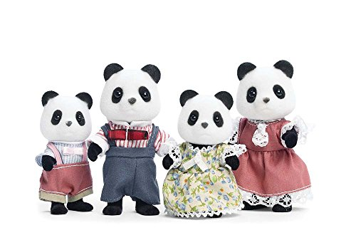 Calico Critters Calico Critters Wilder Panda Bear Family