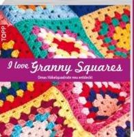 Zum Verkauf Online Topp Verlag I love Granny Squares Topp 6768