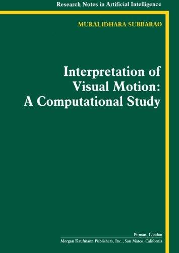 interpretation-of-visual-motion-a-computational-study