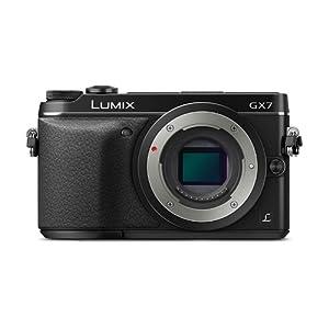 Panasonic デジタル一眼カメラ LUMIX GX1 ボディ エスプリブラック DMC-GX1-K