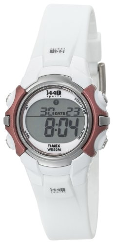 Timex Unisex T5G881 1440 Sports Digital Resin Strap Watch