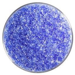 5 Oz Light Sky Blue Transparent Medium Frit - 90 Coe