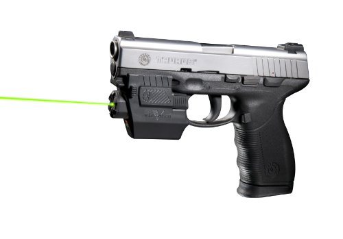 Viridian T247 Green Laser Sight Built For Taurus Pt247 Not Millennium With Holster by Viridian Green Laser Sights