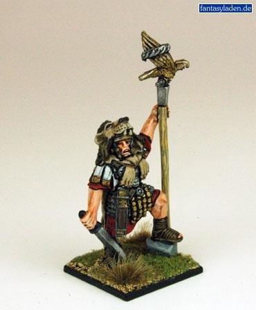 Imperial Roman Aquilifer Miniature