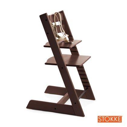 Learn More About Stokke Tripp Trapp Highchair, Walnut