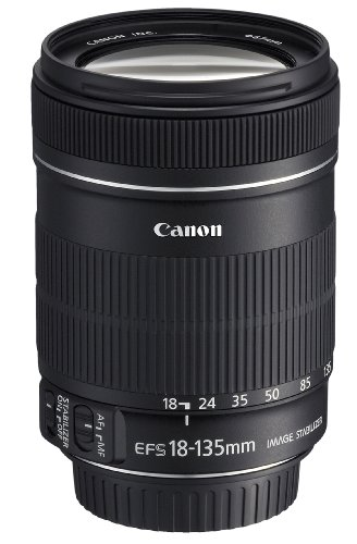 Canon Ef-S 18-135Mm F/3.5-5.6 Is Standard Zoom Lens For Canon Digital Slr Cameras front-600355