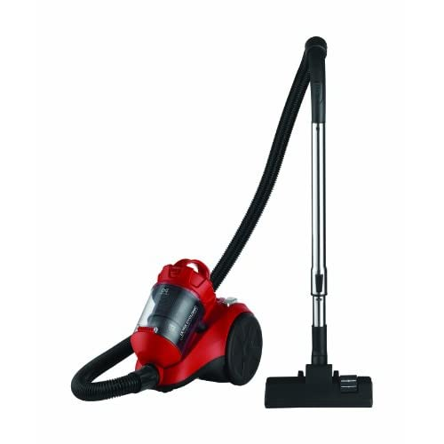 Daewoo Daewoo Bagless Cylinder Vacuum Cleaner - Red