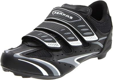 Serfas Women's Interval Cycling Shoe,Black,40 EU/8-8.5 E US