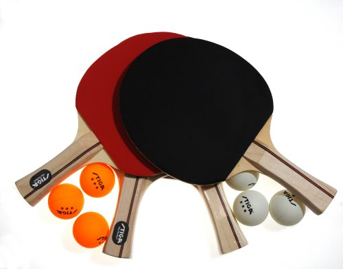 Stiga Performance 4-Player Table Tennis Set by Stiga