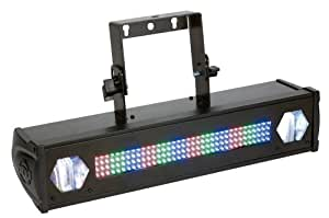 Fusion Fx Bar 2 Multi Effect In One Chasis Light: Musical Instruments