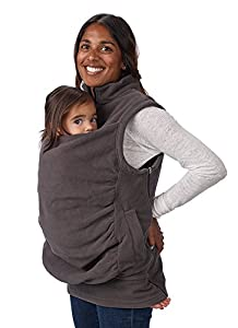 Boba Vest, Grey, Medium
