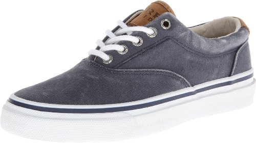 Sperry Top-Sider - Striper CVO, Sneakers da uomo, Blu (Blu (Navy)), 41 EU