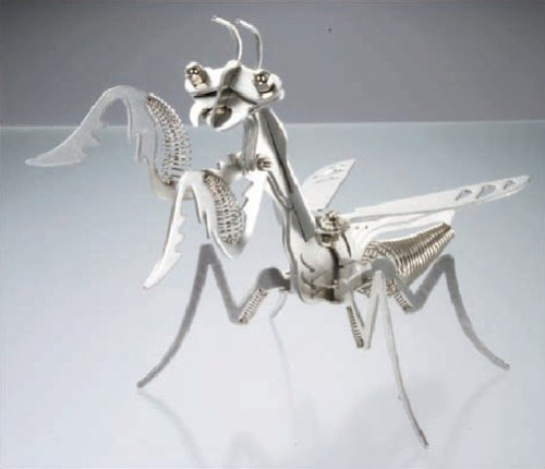 メタルキット カマキリ