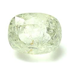 LOOSE 100% NATURAL & CERTIFIED 4.65 ct. YELLOW SAPPHIRE BIRTHSTONE BY ARIHANT GEMS & JEWELS