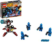 Comprar LEGO Star Wars - Set Senate Commando Troopers, multicolor (75088)