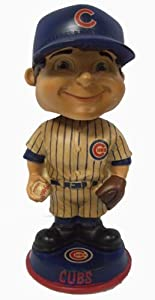 MLB Chicago Cubs Vintage Bobble by Forever Collectibles