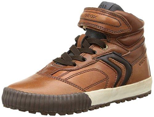 Geox - Mythos D, Sneakers per bambini e ragazzi, marrone (c6003), 26