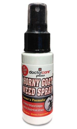 Horny Goat Weed de pulvérisation par choix