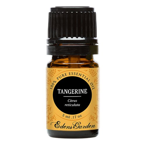 Tangerine 100% Pure Therapeutic Grade Essential Oil by Edens Garden- 5 ml