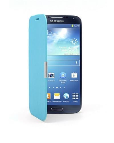 Unotec Funda Flip Para Galaxy S4 Azul