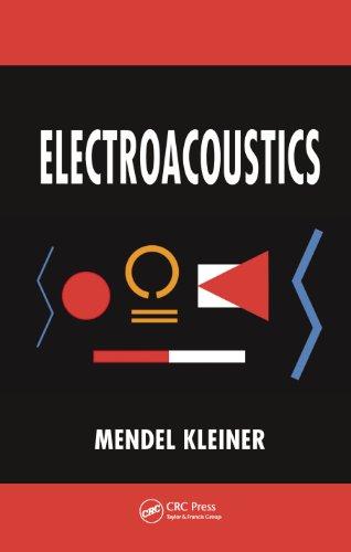 Electroacoustics, by Mendel Kleiner