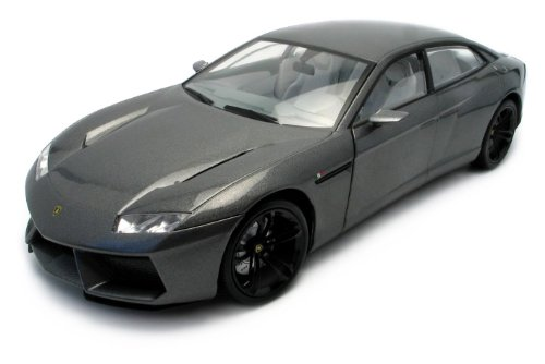 Auto-Modelle-Mondo-Lamborghini-Estoque-grau-118-Spielzeug