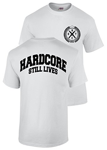 Oldtime Hardcore Clothing -  T-shirt - Collo a U  - Uomo bianco XX-Large