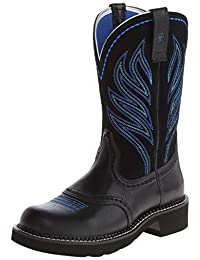 Ariat Women's Probaby Flame Western Boot
