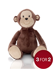 Small Monkey Soft Toy