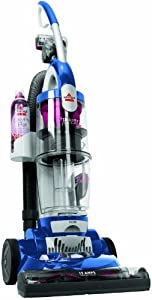 BISSELL Trilogy Pet Bagless Upright Vacuum, Majestic Blue, 81M91