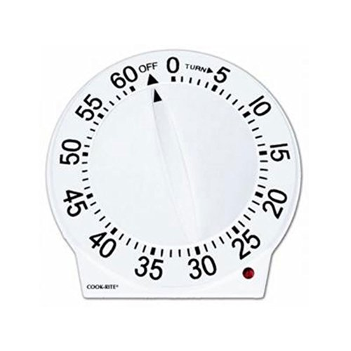 Springfield Precision Cook-Rite Electronic Timer (White) (Electronic Dials compare prices)