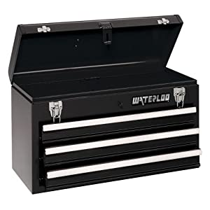 Waterloo 3 Drawer Portable Chest