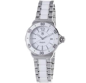 TAG Heuer Women's WAH1211.BA0861 Formula One White Dial Watch