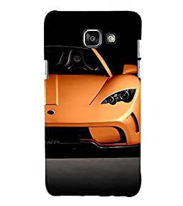 EPICCASE stylish drive Mobile Back Case Cover For Samsung Galaxy A5 (2016) (Designer Case)