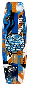 Liquid Force Shane Hybrid 134cm Wakeboard 2014 by Liquid Force