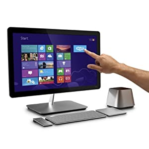 VIZIO CA24T-A3 24-Inch All-in-One Touch Desktop (2.4 GHz Intel Core i3-3110M Processor, 4GB DDR3, 500GB HDD, Windows 8)