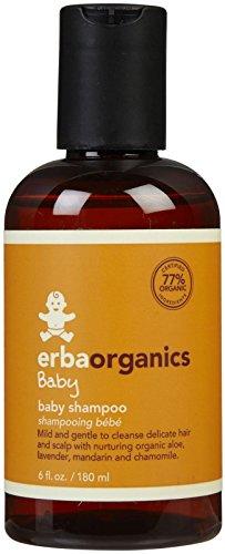 Erbaorganics Baby Shampoo - 6 fl oz
