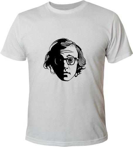 Mister Merchandise -  T-shirt - Maniche corte  - Uomo bianco S