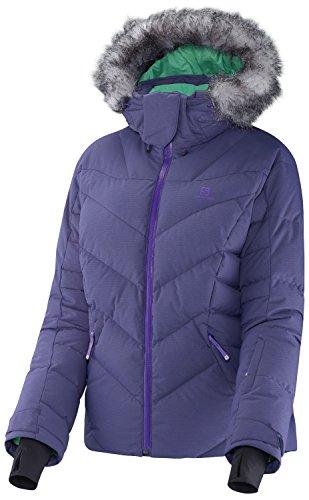 SALOMON(サロモン) レディーススキージャケット アイスタウン ジャケット L36611800 ARTIST GREY-X M